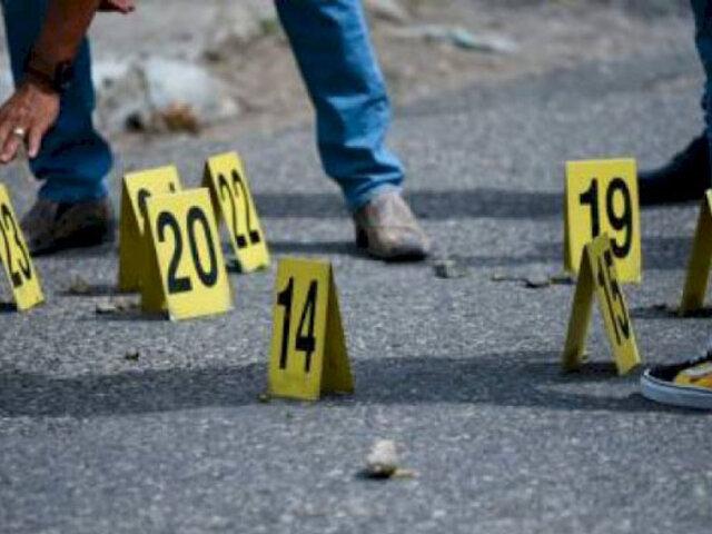 Conmoción en México: una bebé murió durante un ataque armado de sicarios