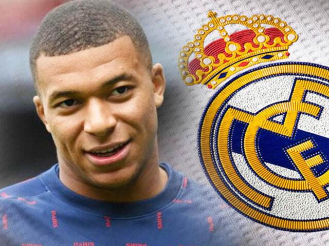 PSG pide sanción para el Real Madrid por intentar comprar a Mbappé