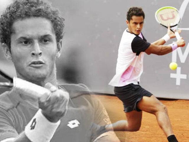 Tenis: Juan Pablo Varillas clasifica a la final del Challenger de Santiago