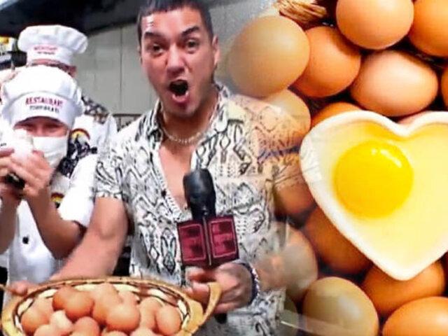 La mejor ruta culinaria en el Día del Huevo