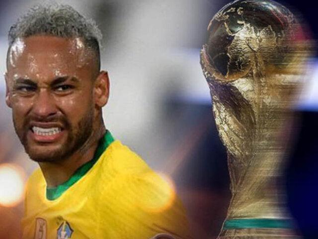 "Neymar: ""Qatar 2022 será mi último Mundial"""