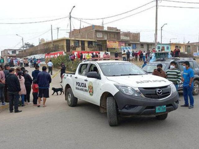 Trujillo: joven padre de familia fue asesinado a puñaladas por resistirse a asalto