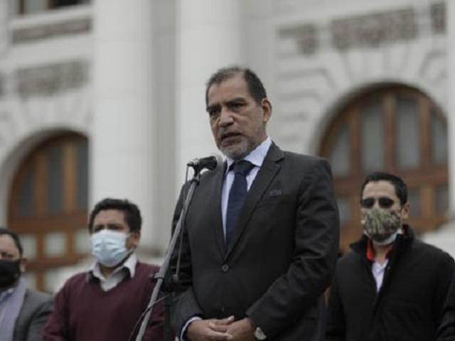 ¡Ministerio del Interior bajo la lupa! Suspensión de operativos contra hoja de coca sería perjudicial para el país