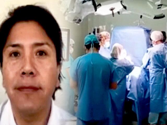 Arequipa: separan a bebés siameses unidos por la cadera tras exitosa operación