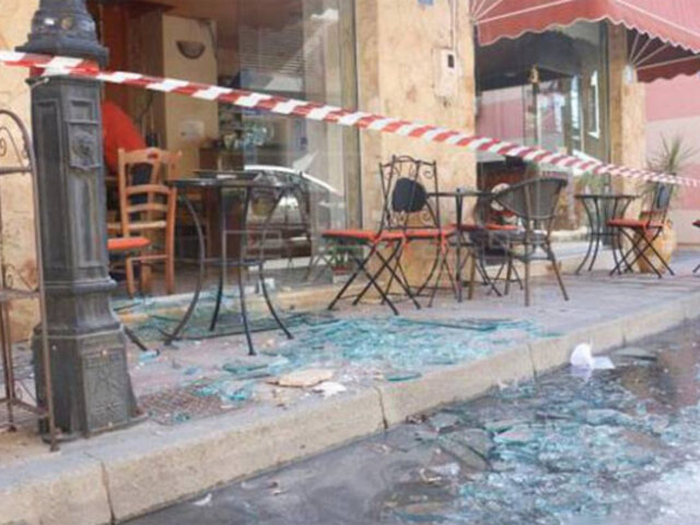 Terremoto de 6.3 grados de magnitud sacude la isla griega de Creta