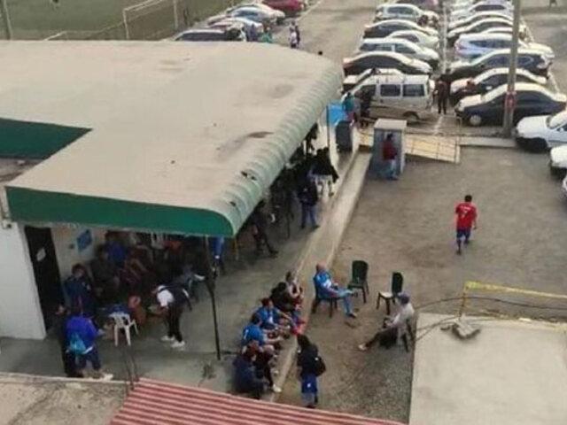Los Olivos: vecinos denuncian eventos sociales sin protocolos sanitarios en Estadio Guadalupano