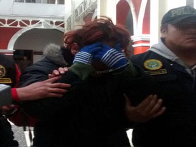 """El Agustino: capturan """"pepera"""" que mató con sobredosis de somníferos a estudiante en un hostal"""