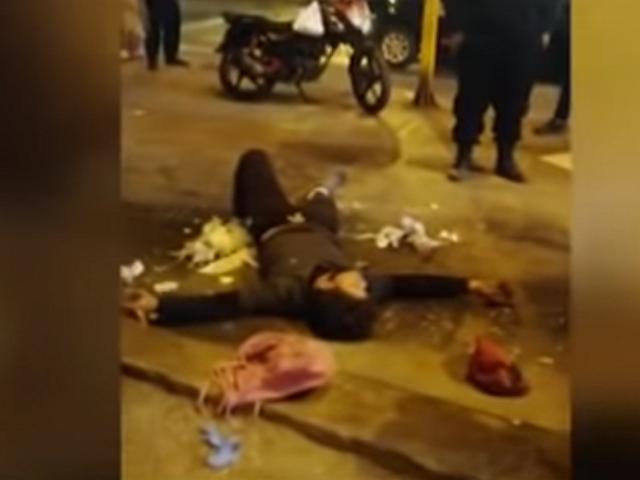 Rímac: mendigo extranjero fue baleado tras pedir limosna en la calle
