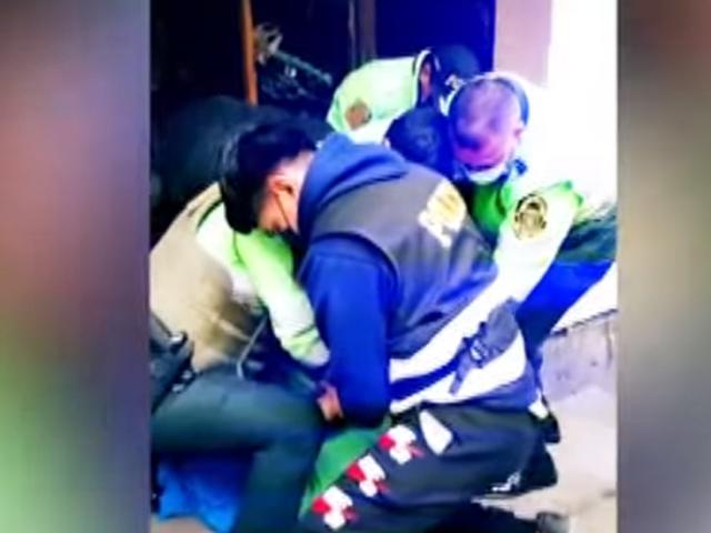 Bocanegra: PNP captura a delincuente de 23 años que registraba 17 denuncias