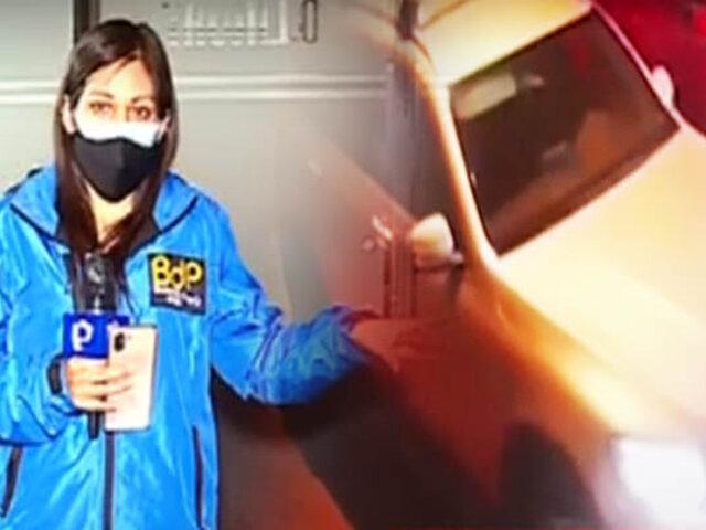 """Vuelven al ataque asaltantes del """"Mercedes Benz"""""""