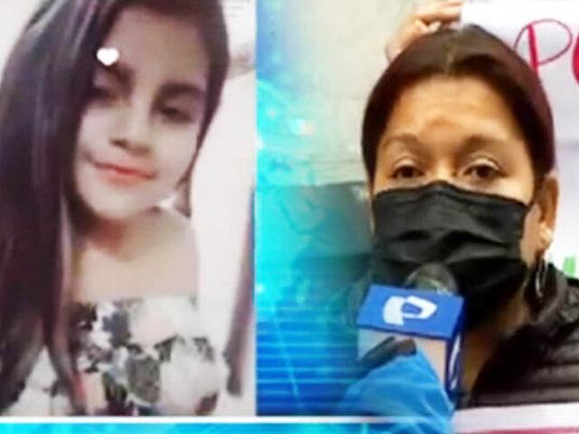 Buscan desesperadamente a niña de 11 años que habría sido llevada al VRAEM