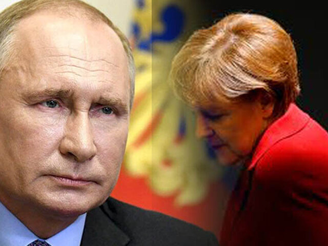 Putin culpa a Europa de la crisis de gas en el viejo continente