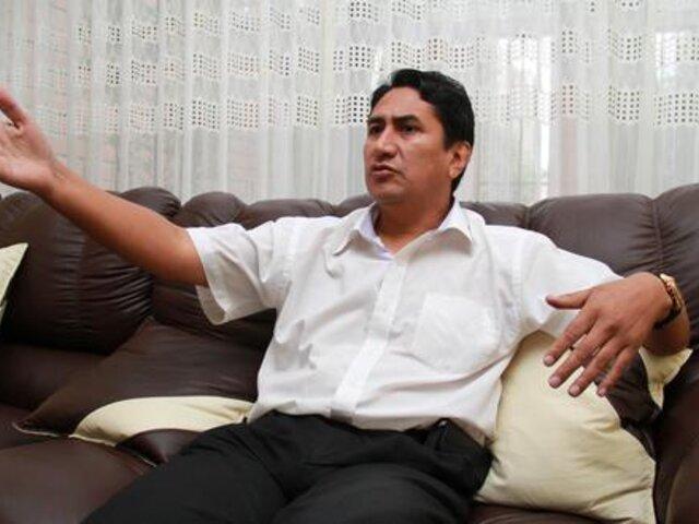 """Vladimir Cerrón: """"Perú Libre no ha pasado a la oposición"""""""
