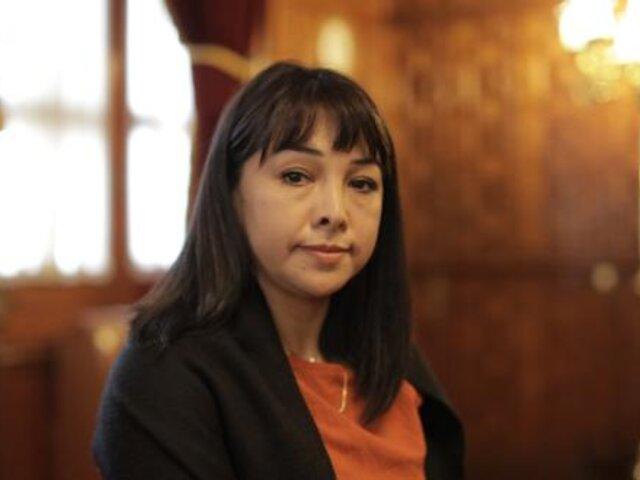 """Mirtha Vásquez sobre Richard Rojas: """"Esperamos los resultados de la investigación"""""""