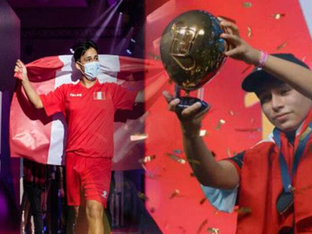Balloon World Cup: Perú es el primer campeón mundial de globos