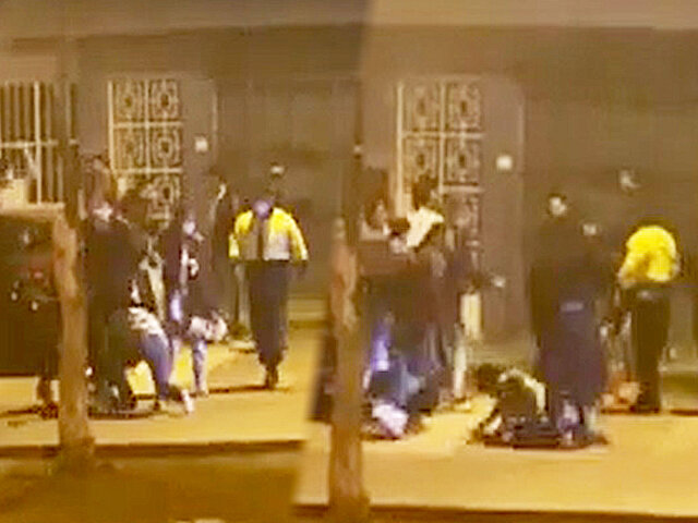 Cercado: denuncian tres peleas violentas en los exteriores de una discoteca clandestina