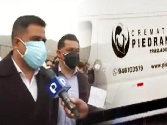 """Rímac: Vecinos no quieren la construcción de un crematorio en """"Las Lomas"""""""