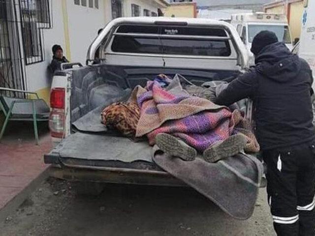 Tragedia en Puno: cuatro trabajadores mueren asfixiados en una mina de La Rinconada