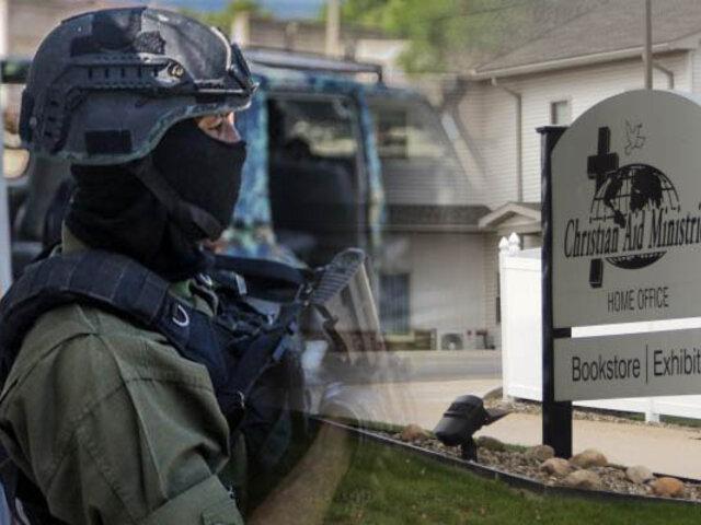 Pandilleros secuestran misión religiosa norteamericana con 17 personas en Haití