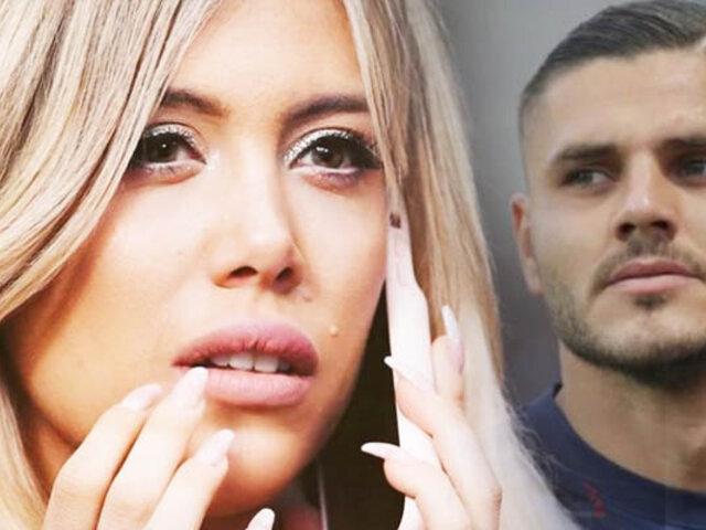 El amor se acabó: Mauro Icardi busca el perdón de Wanda Nara