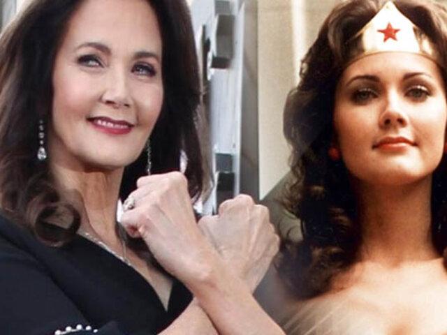 """Lynda Carter confirma su participación en """"Mujer Maravilla 3"""""""