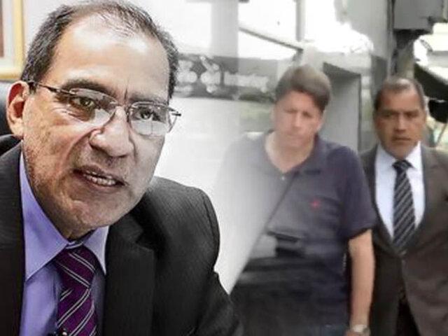 ¡Exclusivo! Luis Barranzuela: abogado de la red de Rodolfo Orellana en acción