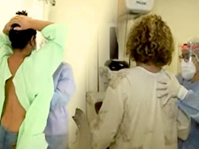 Cercado de Lima: realizan despistaje de cáncer de mama gratuito en unidades móviles