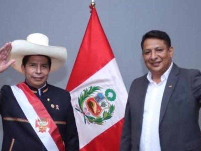 Solicitan impedimento de salida del país para Richard Rojas, embajador de Perú en Venezuela