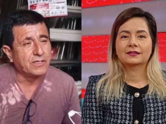 """Congresista de Fuerza Popular intentó ingresar a """"Combazos"""" a casa de su padre"""