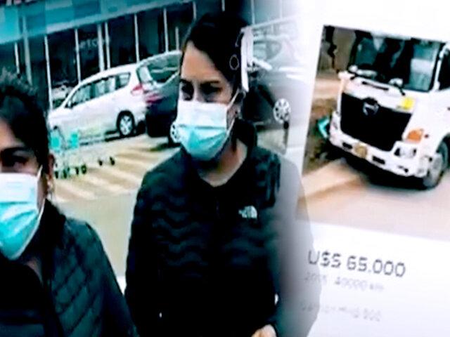 'Las reinas del camión' estafaban por redes sociales fingiendo ser vendedoras de autos