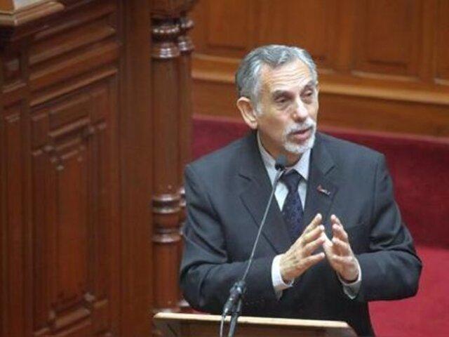 Francke: Reforma tributaría permitiría aumentar recaudación hasta en 4 puntos del PBI