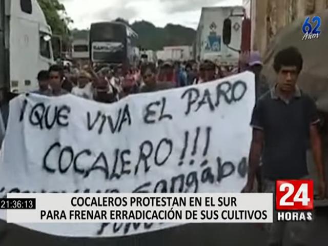 """José Elice: """"No hay una definición del Gobierno sobre la política antidrogas"""""""