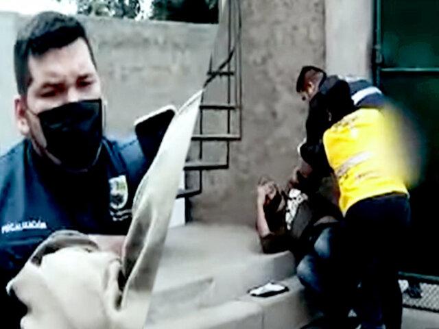 Surco: denuncian golpiza de un fiscalizador a un hombre que lo grabó con el celular