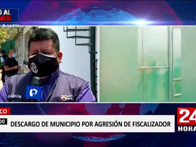 Municipio de Surco responde por denuncia de brutal agresión a ciudadano