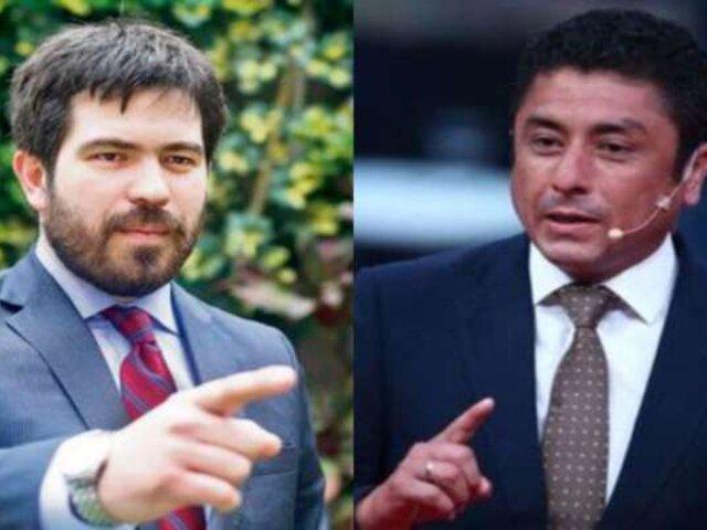 Lucas Ghersi retó a Guillermo Bermejo a debatir sobre la Asamblea Constituyente