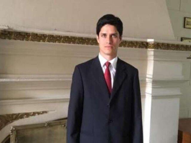 Hijo del jefe del Gabinete de la DINI fue nombrado asesor del ministro del Ambiente