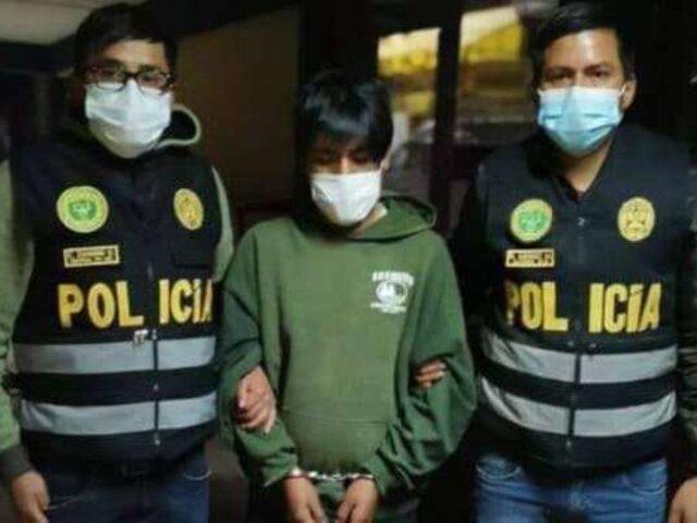 Sentencian a 33 años de cárcel a sujeto que asesinó a su expareja delante de sus hijos y la enterró en su habitación