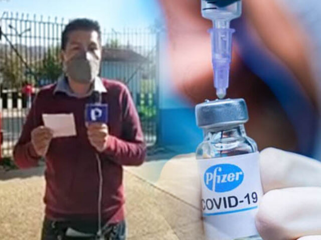 Continúan investigaciones por la desaparición de 140 dosis de vacuna Pfizer en Cusco