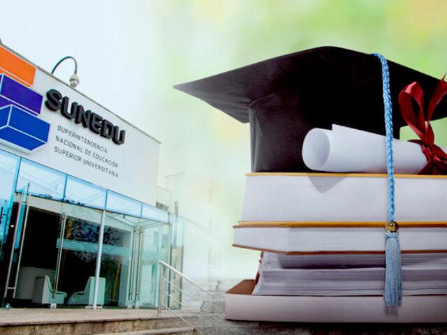 Acuerdo internacional: Perú y Reino Unido reconocerán grados y títulos universitarios
