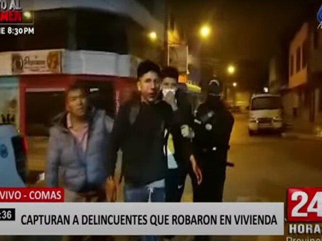 Los Olivos: PNP frustró asalto en casa de apuestas