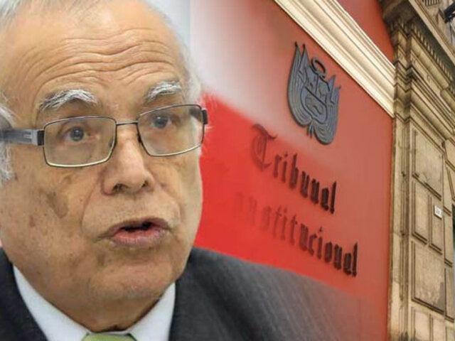 Gobierno presentará demanda de inconstitucionalidad contra ley que interpreta cuestión de confianza