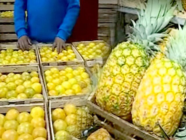 Mercado de Frutas: ¿paro de cocaleros en el sur ha disparado precio de las frutas?