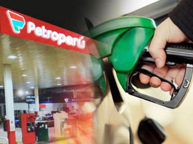 Desde este viernes bajará precio del diésel, anunció Petroperú