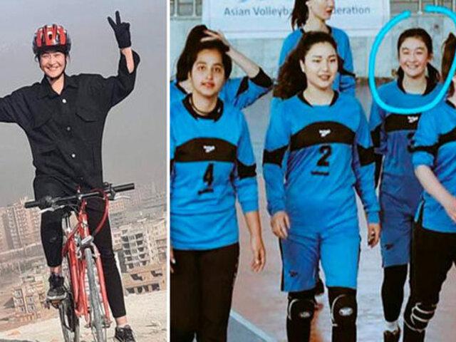 Afganistán: Talibanes decapitan a jugadora de la selección de voleibol por negarse a dejar el deporte