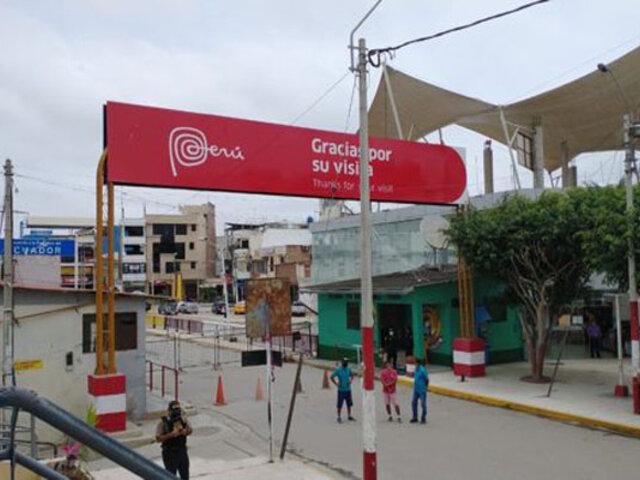 Tumbes: comerciantes piden reabrir frontera para reactivar sus ventas en campaña de fin de año