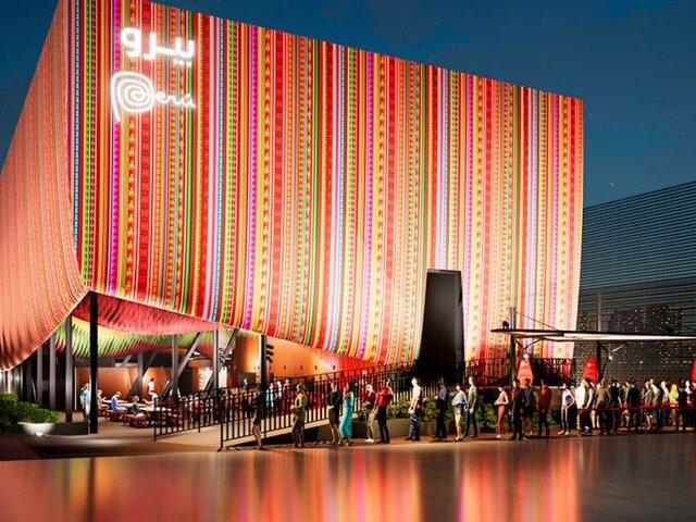 Pabellón peruano cautiva al mundo en Expo Dubái 2021