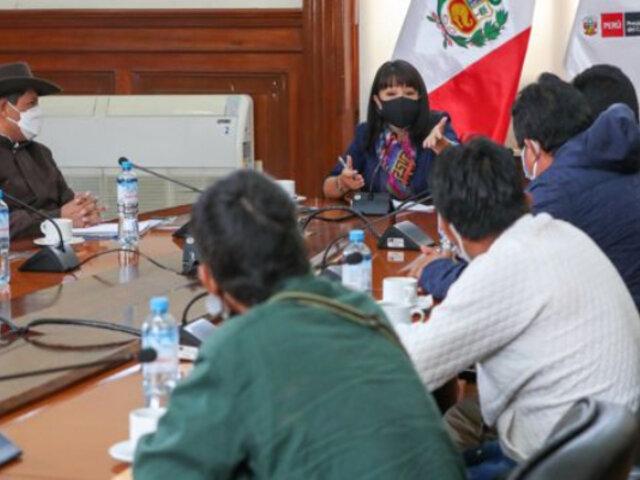 Cocaleros de Puno levantan paro: Premier afirma que seguirán apostando por diálogo democrático
