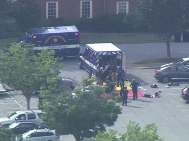 EEUU: un muerto y siete heridos graves deja feroz balacera cerca de universidad