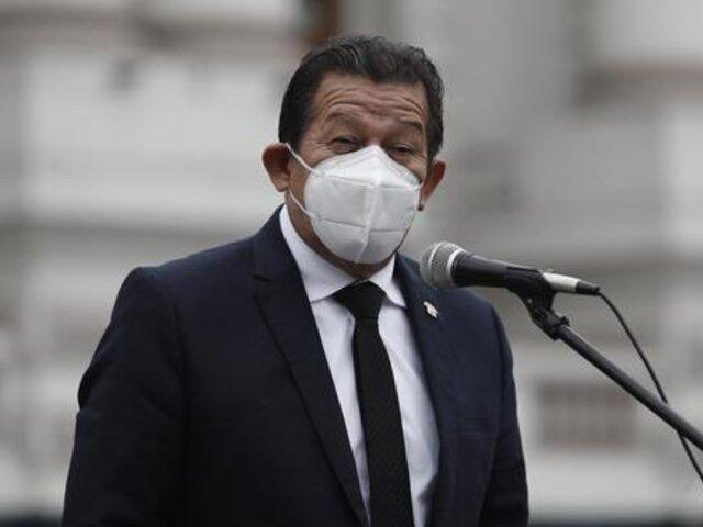 Congreso: APP decidirá si da voto de confianza al Gabinete Vásquez el lunes 25