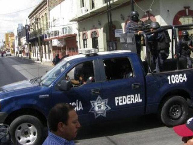 Tiroteos entre policías y narcotraficantes dejan cuatro muertos en México
